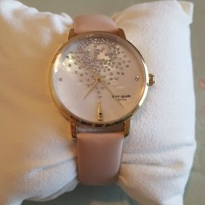 NWT Champagne Pop Kate Spade Watch